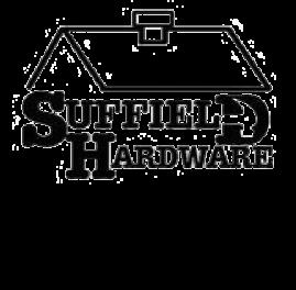 Suffield Hardware Logo